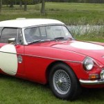 Last factory MGB rally car up for sale