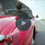 Classic MG Featured in New Ad
