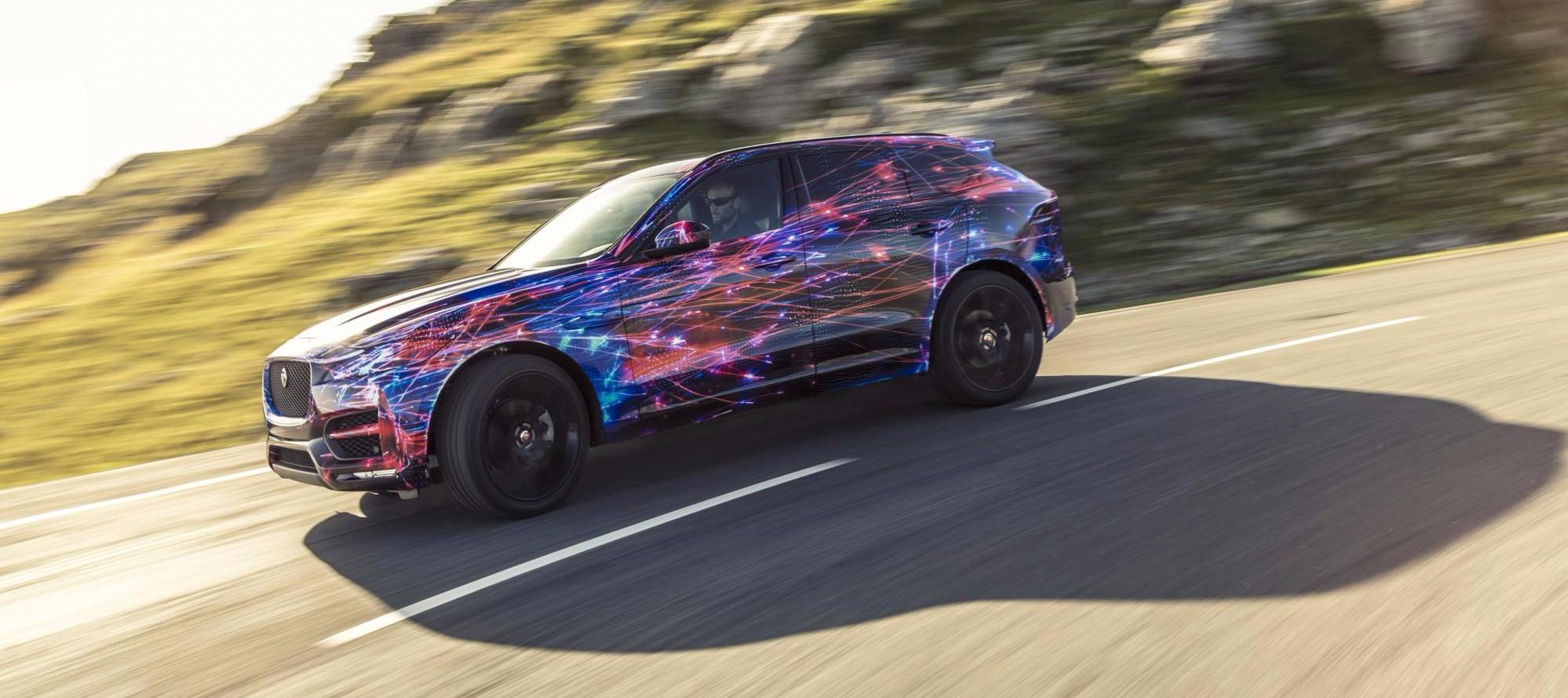 Jaguar F-Pace Performance Crossover