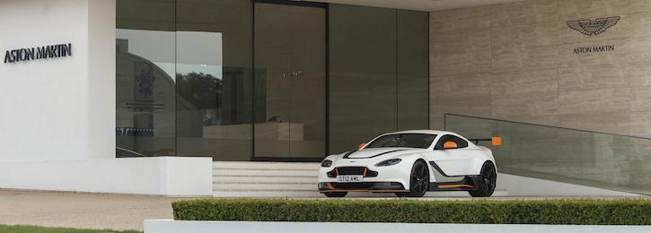 Aston Martin Preps For Busy September